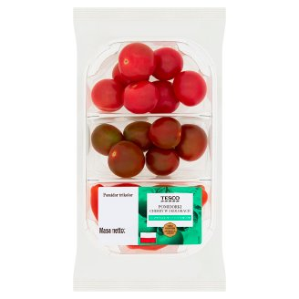 Tesco Pomidorki cherry 300 g