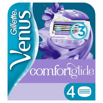 Gillette Venus ComfortGlide Breeze Ostrza do maszynki x4
