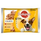 Pedigree Vital Protection Complete Dog Food in Jelly 400 g (4 x 100 g)