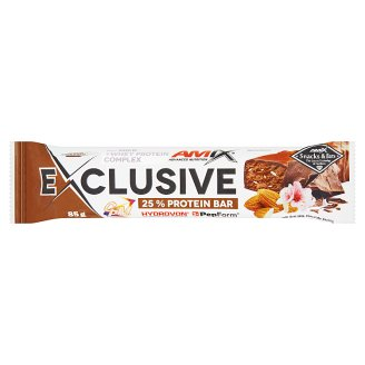 Amix Exclusive Double Dutch Chocolate Flavour Protein Bar 85 g