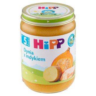 HiPP BIO Pumpkin with Turkey after 5. Months Onwards 190 g