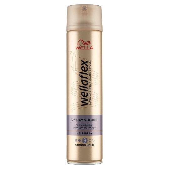 Wella Wellaflex 2nd Day Volume Lakier do włosów 250 ml