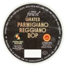 Tesco Finest Grated Parmigiano Reggiano DOP Cheese 60 g