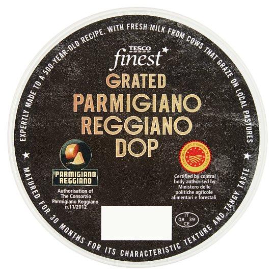 Tesco Finest Parmigiano Reggiano DOP Ser twardy tarty 60 g