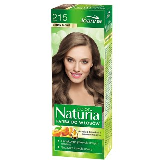 Joanna Naturia Color Permanent Hair Color Cream Cold Blonde 215