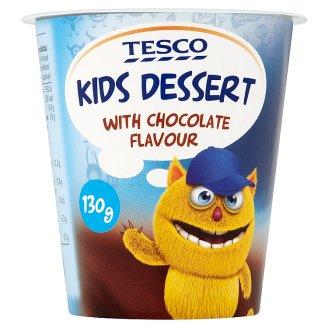 Tesco Kids Dessert with Chocolate Flavour 130 g