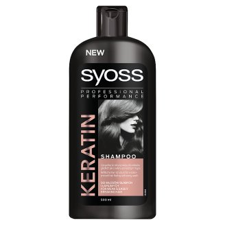 Syoss Keratin Shampoo 500 ml