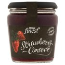 Tesco Finest Strawberry Conserve Extra Jam 340 g