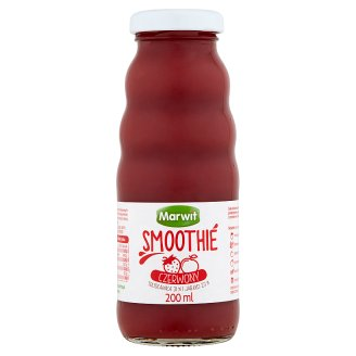 Marwit Red Smoothie 200 ml