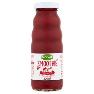 Marwit Smoothie czerwony 200 ml