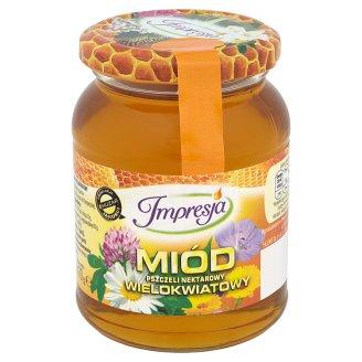 Impresja Miód pszczeli nektarowy wielokwiatowy 470 g