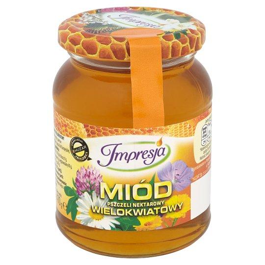Impresja Multiflower Nectar Honey 470 g