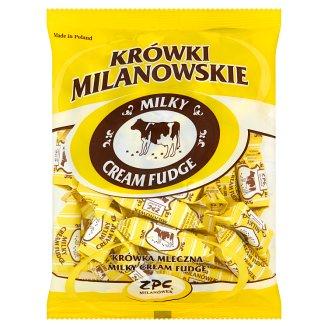 ZPC Milanówek Milanowskie Milky Cream Fudge 400 g