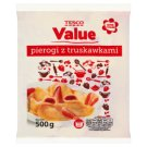 Tesco Value Dumplings with Strawberries 500 g