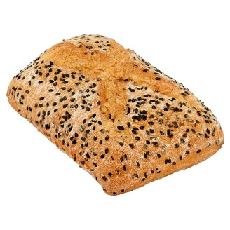 Roll with Black Sesame Seeds and Chia Seeds 65 g