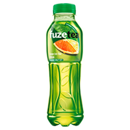 FuzeTea Green Ice Tea Citrus Drink 500 ml