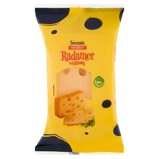 Serenada Smoked Radamer Cheese 250 g