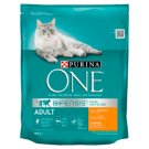 PURINA ONE Adult Complete Food for Adult Cats with Chicken and Whole Grains 800 g