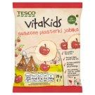 Tesco Vita Kids Suszone plasterki jabłka 20 g