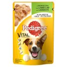 Pedigree Complete Dog Food Chunks in Jelly with Lamb 100 g