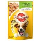 Pedigree Vital Protection Karma pełnoporcjowa z jagnięciną w galaretce 100 g