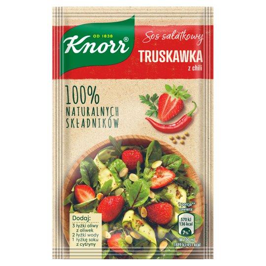 Knorr Sos sałatkowy truskawka z chili 8 g