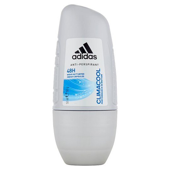 Adidas Climacool Anti-Perspirant Roll-On Deodorant for Men 50 ml