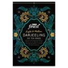 Tesco Finest Darjeeling Herbata czarna ekspresowa 125 g (50 torebek)