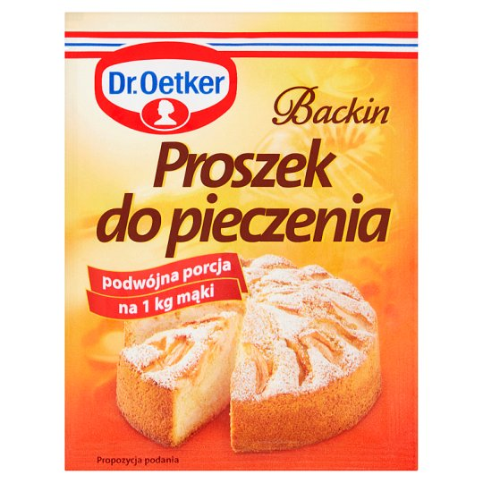 Dr. Oetker Backin Baking Powder 30 g