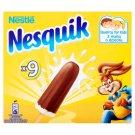 Nesquik Lody kakaowo-waniliowe 387 ml (9 x 43 ml)