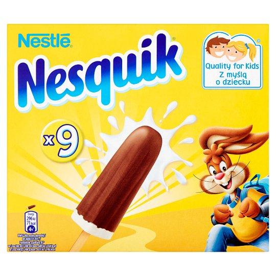 Nesquik Cocoa-Vanilla Ice Cream 387 ml (9 x 43 ml)