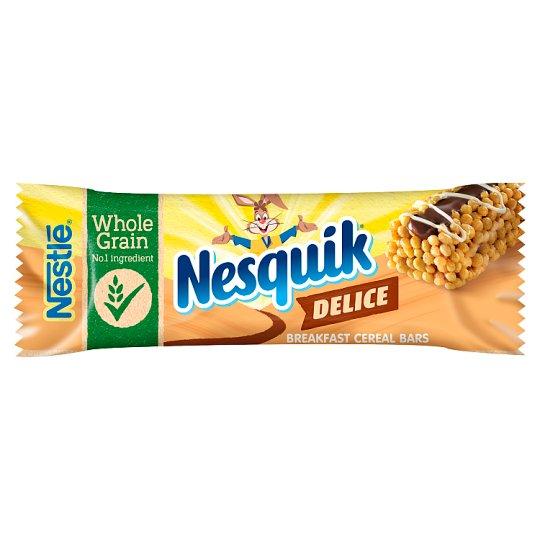 Nestlé Nesquik Delice Cereal Bar 23 g