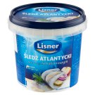 Lisner dla rodziny Herring Fillets in Pieces in Cream Sauce 500 g
