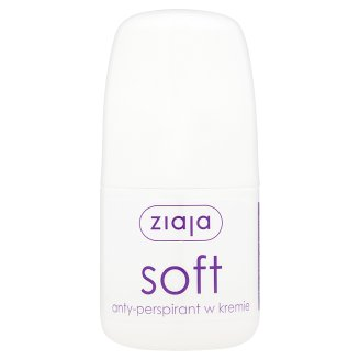 Ziaja Soft Antiperspirant in Cream 60 ml