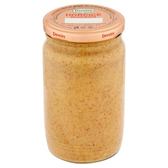 Develey Hořčice Kremžská Krems Mustard 350 g