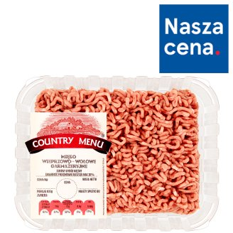Country Menu Delicatessen Pork and Beef Meat 500 g