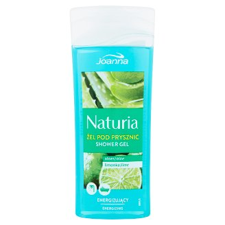 Joanna Naturia Aloe Vera Lime Shower Gel 100 ml