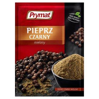 Prymat Pieprz czarny mielony 20 g