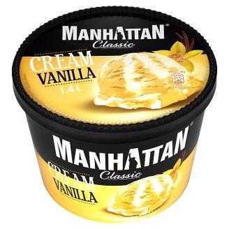 Manhattan Classic Cream Vanilla Ice Cream 1.4 L