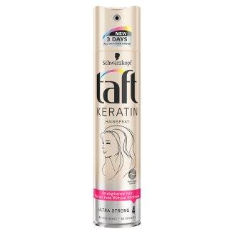 Taft Keratin Lakier do włosów 250 ml