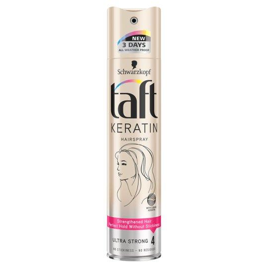 Taft Keratin Hairspray 250 ml