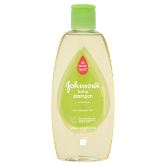 Johnson's Baby Camomile Shampoo 200 ml
