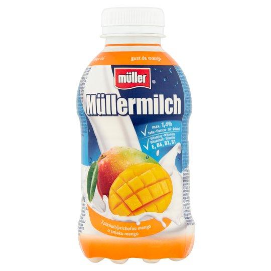 Müller Müllermilch Mango Flavoured Milk Drink 400 g