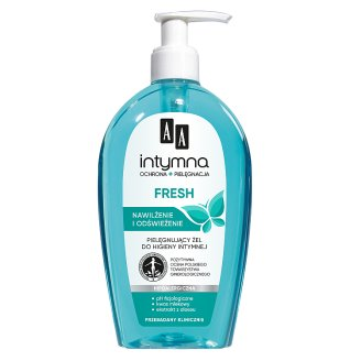 AA Intymna Fresh Intimate Caring Gel 300 ml