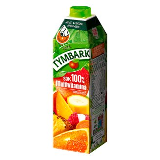 Tymbark Multivitamin 100% Juice 1 L