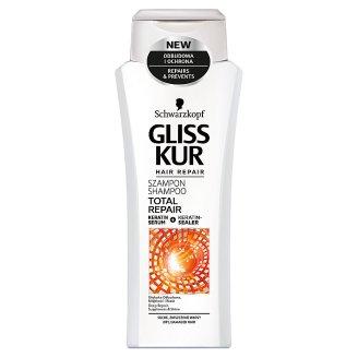 Gliss Kur Total Repair Shampoo 250 ml