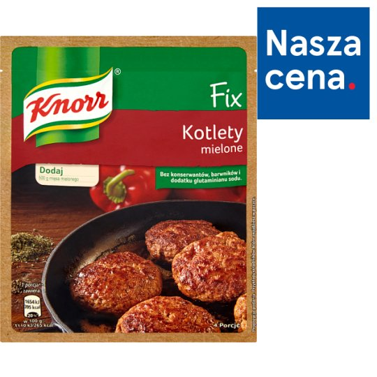 Knorr Fix Kotlety mielone 64 g