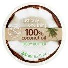 Lilli Beauty Naturalne masło kokosowe do ciała 200 ml