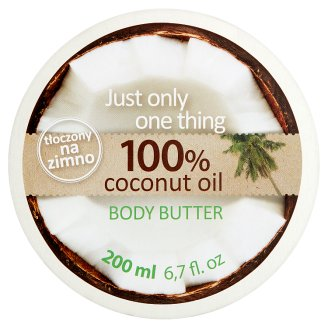 Lilli Beauty Natural Coconut Butter Body 200 ml