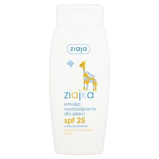 Ziaja Ziajka Waterproof Lotion for Children after 12 Months Onwards SPF 25 150 ml